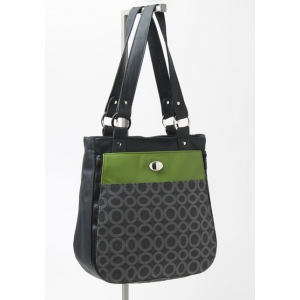 Tote with Peapod pocket