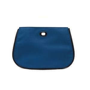 Handbag Pocket - Mod Azure