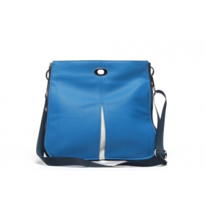 Cross-Body in Mod Azure