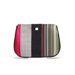 Handbag Pocket - Multi-Stripe Menswear