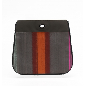 Tote  Pocket - Painted Stripes