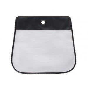 Tote Pocket - Blanc & Noir
